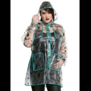 NBC Transparent Raincoat